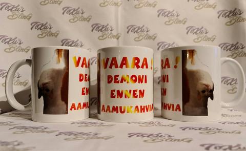 Nala -  VAARA!  Demoni Ennen Aamukahvia
