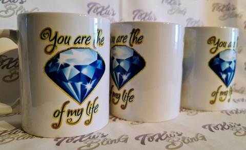 You Are the Diamond of My Life ♂️
