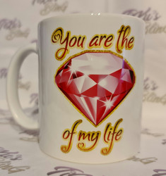 You Are the Diamond of My Life ♀️