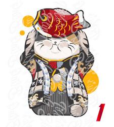 Maneki Neko - Lucky Cat - 招き猫