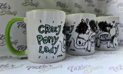 Crazy Pony Lady - CPL - Milla Paloniemi