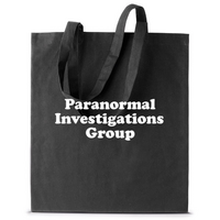 Paranormal Investigations Group - Tote Bag