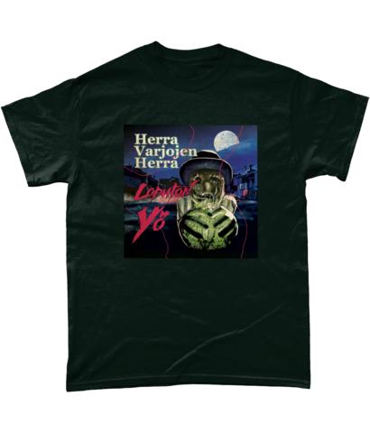 Herra Varjojen Herra - Loputon Yö - T-Shirt