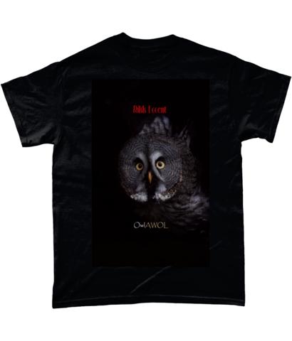 Rikk Eccent - OwlAWOL - T-Shirt