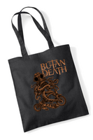 Butan Death - S.S.D. Tote Bag