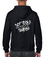 Softcore Suicide - Zipper Hoodie