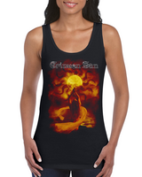 Crimson Sun - Towards The Light - Ladies Top