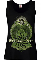 Crimson Sun - The Spirit Of Unchainable - Ladies Top