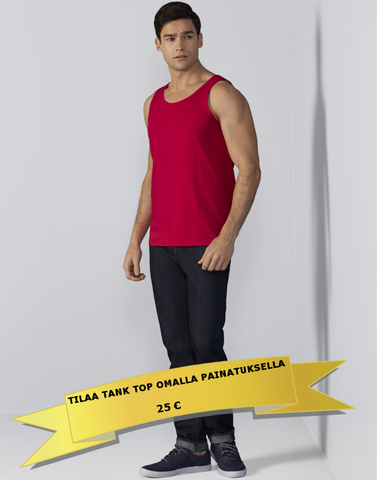 Tank Tops - Basic Collection - Small quantities (1 - 20 pcs)