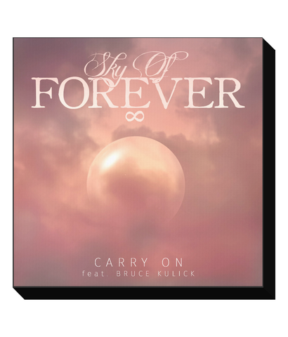 Sky Of Forever - Printed canvas