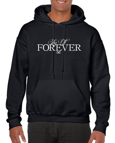 Sky Of Forever - College Hoodie
