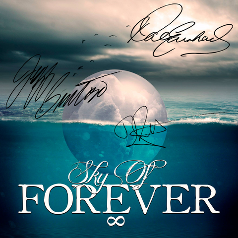 Sky Of Forever -  Sky Of Forever CD signed