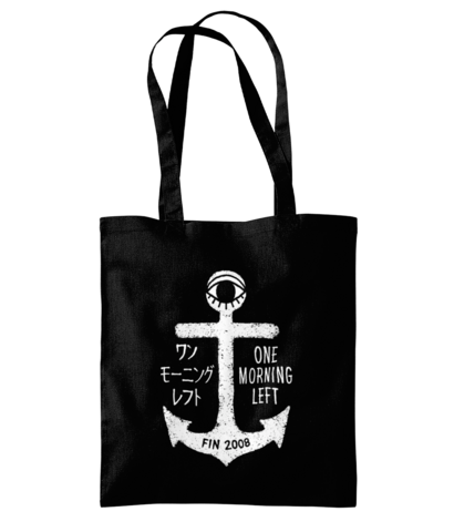 One Morning Left -  Anchor - Tote Bag