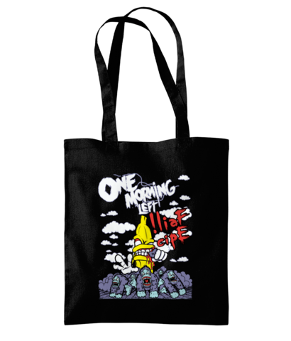 One Morning Left - Banana - Tote Bag