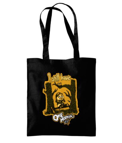 One Morning Left - Pig - Tote Bag