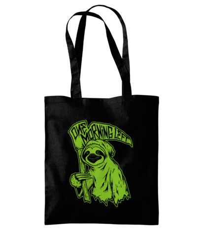 One Morning Left - Sloth - Tote Bag