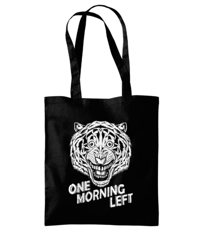 One Morning Left - Tiger - Tote Bag