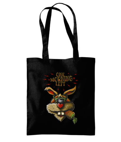 One Morning Left - Rabbit - Tote Bag