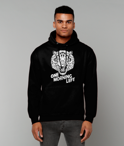 One Morning Left - Tiger - College Hoodie