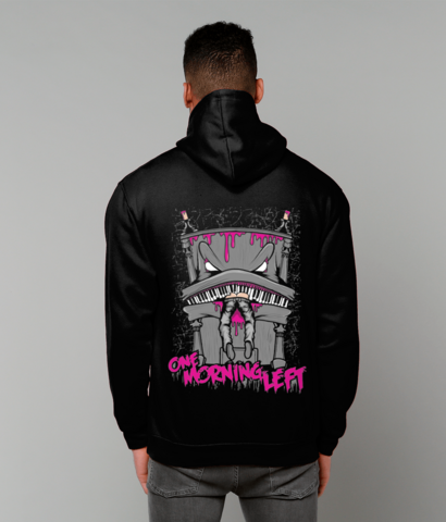 One Morning Left - Piano - Zipper Hoodie