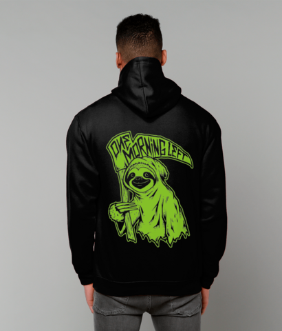 One Morning Left - Sloth - Zipper Hoodie