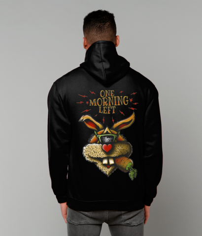 One Morning Left - Rabbit - Zipper Hoodie