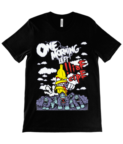 One Morning Left - Banana - T-Shirt