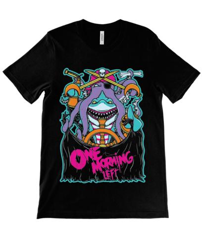 One Morning Left - Shark - T-Shirt