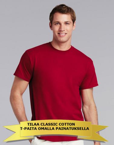Order sample shirt