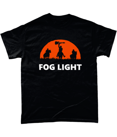 Fog Light - T-Shirt