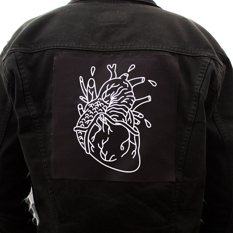 Back Patch [Basic]