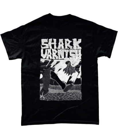 Shark Varnish - T-Paita