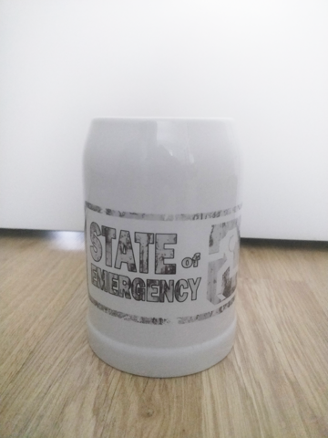 State of Emergency - Pint