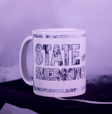 State of Emergency - Mug