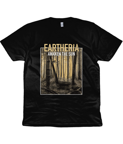 Eartheria - Awaken The Sun - T-Paita