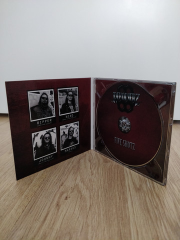 CD-R - discs in Digipak