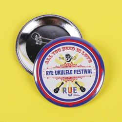 Badges - 58 mm - Large