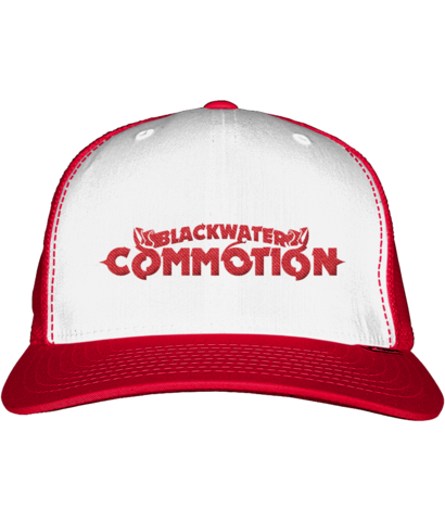 Blackwater Commotion - Trucker cap