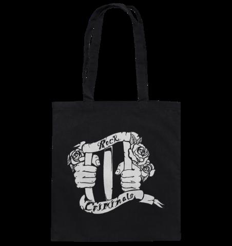Rock-Criminals - Tote Bag