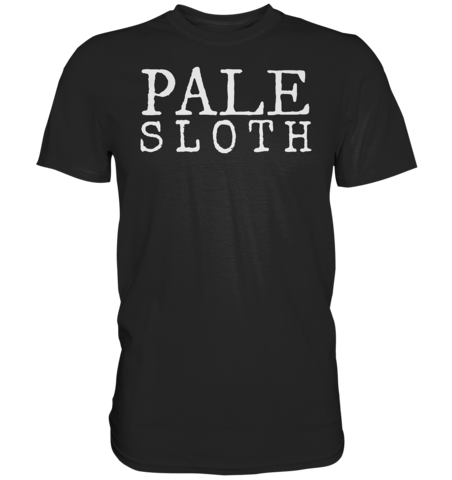 Palesloth - T-Shirt
