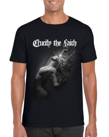 Crucify The Faith - T-Paita
