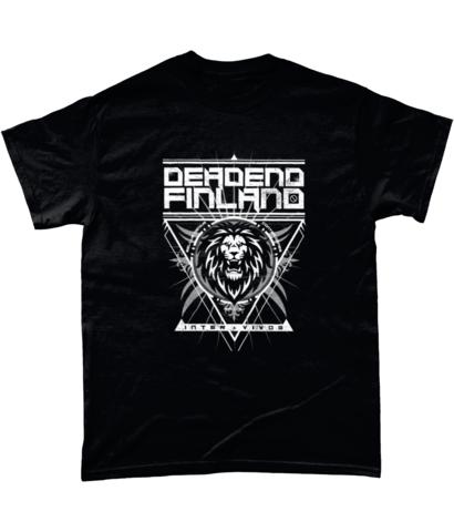 Dead End Finland - Inter Vivos - T-Paita
