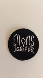 Mons Ignifer - Kangasmerkki