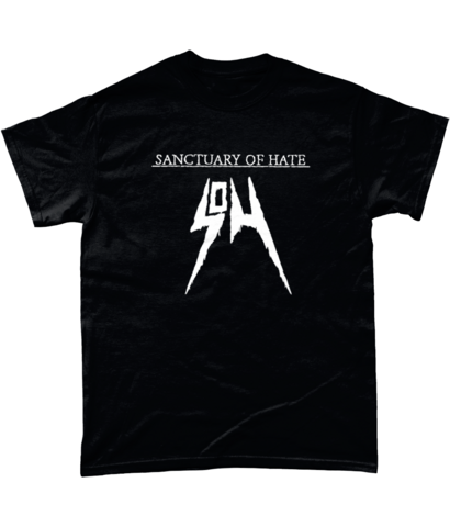 Sanctuary of Hate - T-Shirt