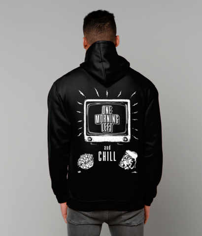 One Morning Left - Chill - Zipper Hoodie