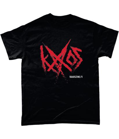 Kaaoszine - Logo - T-Shirt
