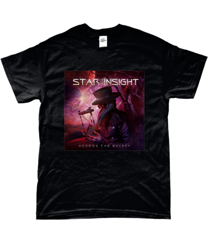 Star Insight - Across the Galaxy - T-Shirt