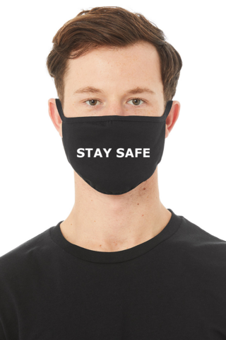 Face Masks (White logo)