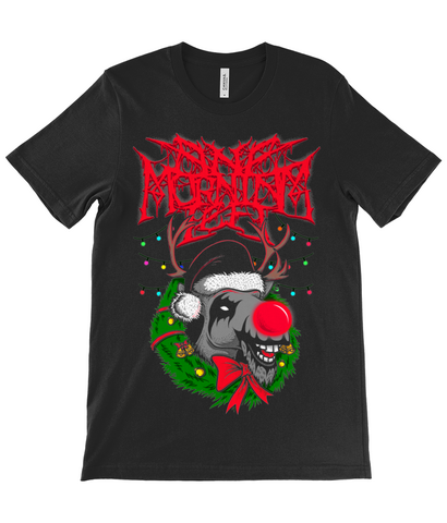 One Morning Left - Hail Santa - T-Shirt