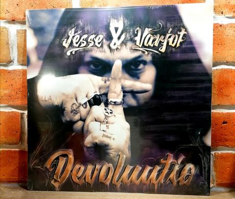 Jesse & Varjot - Devoluutio - LP